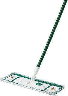 Libman Commercial 117 Microfiber Wet/Dry Floor Mop, Steel Handle, 18