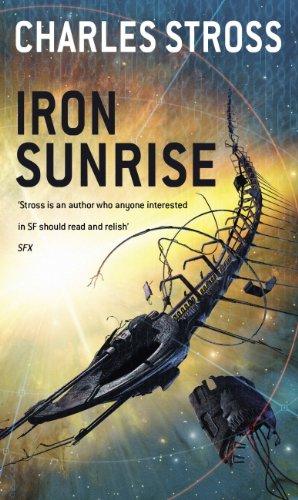 Iron Sunrise (Singularity Sky Book 2) (English Edition)