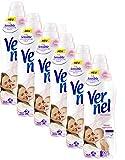 Vernel Hautsensitiv, Weichspüler für Allergiker, mit mildem Duft (216(6x36) Waschladungen)