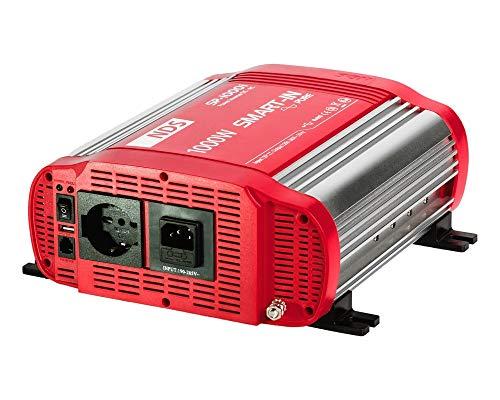 NDS Convertidor Onda Pura Smart-in 230V/50-60Hz 12/1000