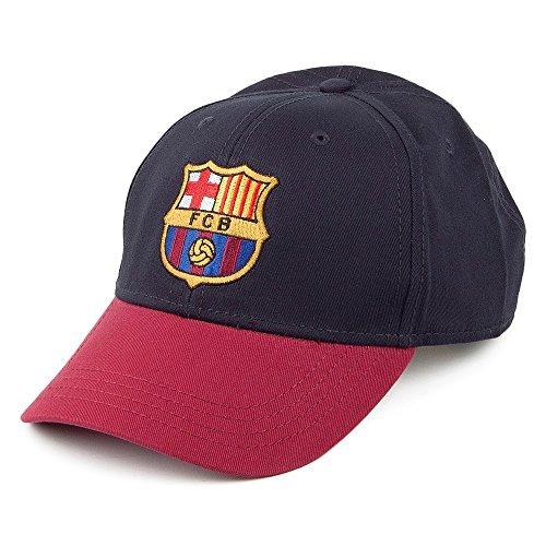 Village Hats Casquette FC Core Barcelona Bleu Marine - Ajustable