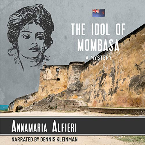 The Idol of Mombasa audiobook cover art