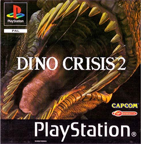Dino Crisis 2 PAL Italiano