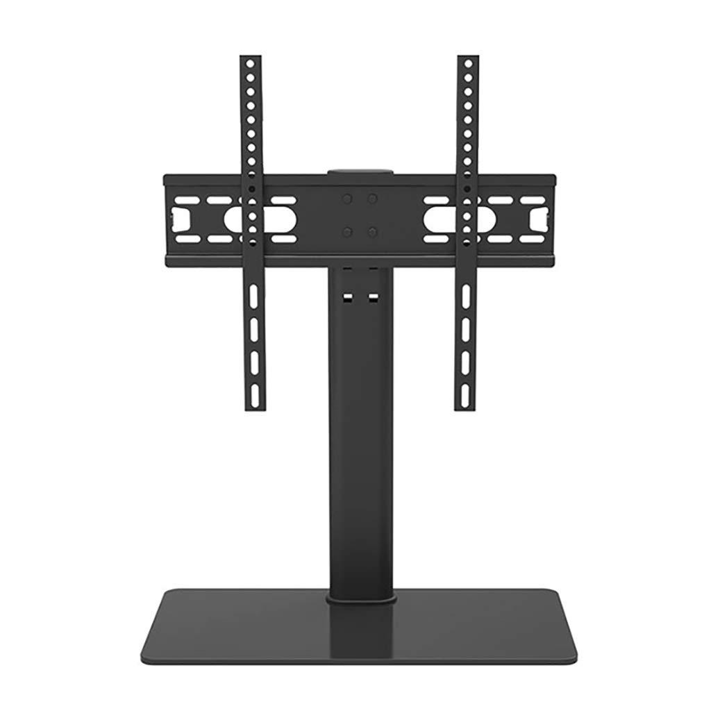 CCBBA Soporte De TV LCD De 26-55 Pulgadas, Base De Escritorio Universal Sin Perforaciones, Colgador De Pantalla Universal De Escritorio, Base Universal De TV LCD, Altura Ajustable: Amazon.es: Hogar