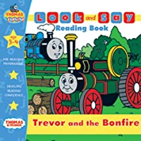 Trevor and the Bonfire (Thomas the Tank Engine Look and Say)