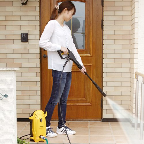 アイリスオーヤマ高圧洗浄機コンパクト軽量FBN-401