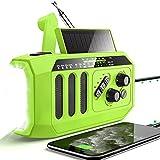 Best Solar Radios - DBSOARS Emergency Weather Radio, 5000mAh Power Bank USB Review