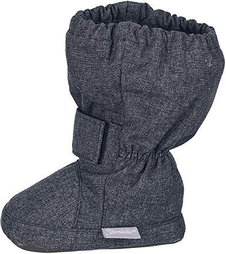 Sterntaler Baby-Schuh, Jungen Lauflernschuhe, Blau (Blau Melange 306), 21/22 EU