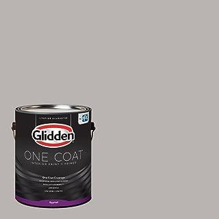 Glidden Interior Paint + Primer: Gray/Gray Marble, One Coat, Eggshell, 1-Gallon