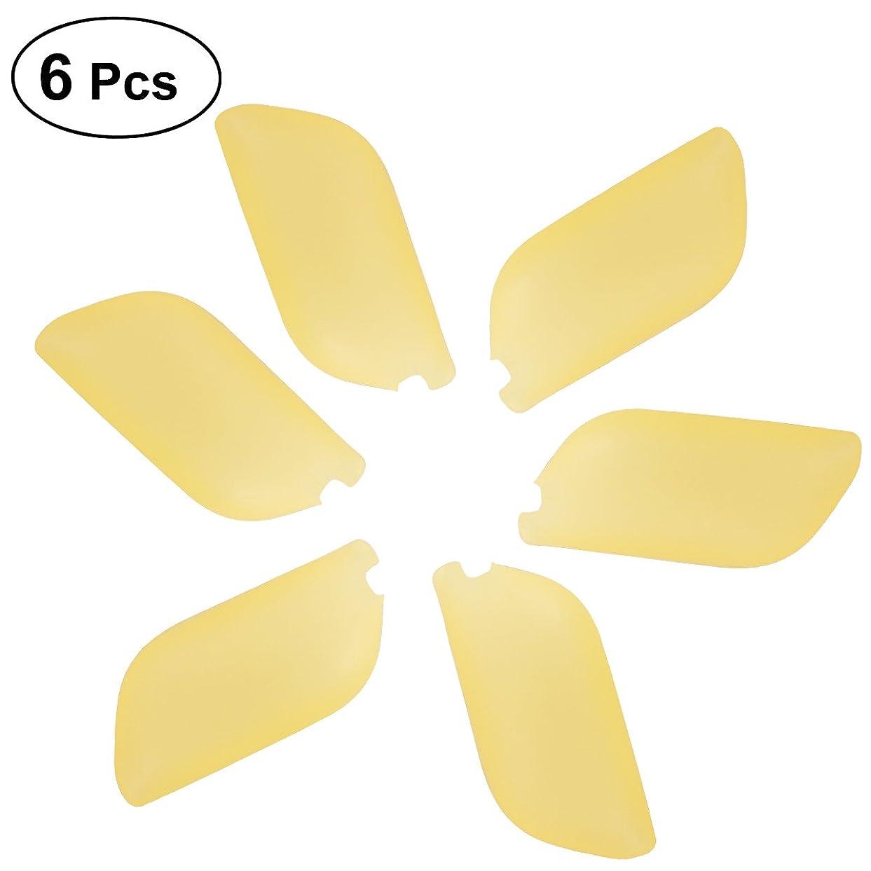 冷ややかなバトル飛び込むHEALLILYシリコン歯ブラシヘッドカバーホルダー歯ブラシ保護カバー保護ケース用歯ブラシ6本