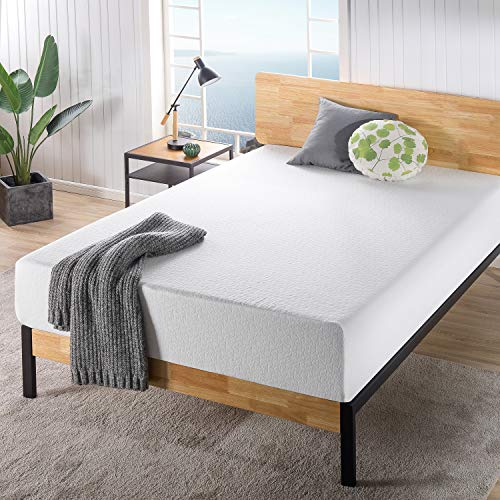 Zinus 12 Inch Ultima Memory Foam Mattress / Pressure Relieving / CertiPUR-US Certified / Bed-in-a-Box, Queen