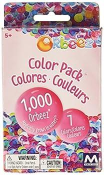 Orbeez Color Pack Refill Kit  Teal Orange Blue  by Maya Group