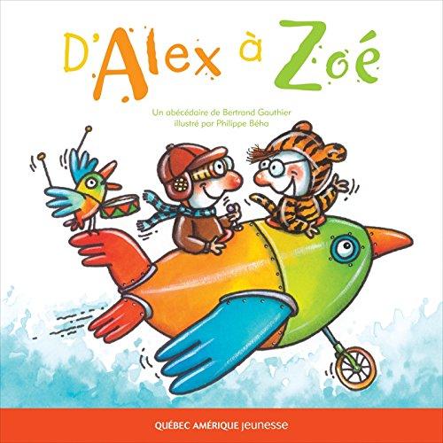 D'Alex à Zoé (French Edition)