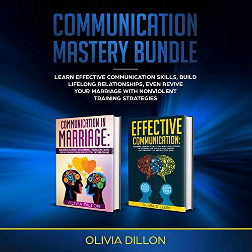 Communication Mastery Bundle audiobook cover art
