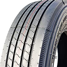 Set of 2 (TWO) Transeagle ST Radial All Steel Heavy Duty Premium Trailer Radial Tires-ST235/85R16 235/85/16 235/85-16 133/128L Load Range H LRH 16-Ply BSW Black Side Wall