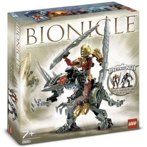 LEGO Bionicle: TOA Lhikan & Kikanalo