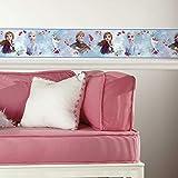 RoomMates RMK11500BD Frozen 2 Peel and Stick Wallpaper...
