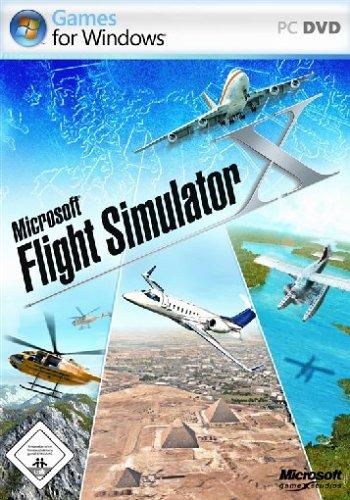 Preisvergleich Produktbild Flight Simulator X
