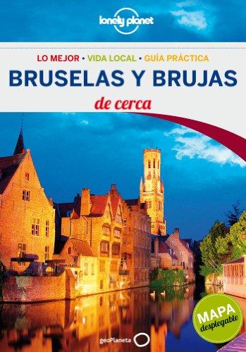 Lonely Planet Bruja y Bruselas de Cerca