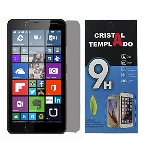 fologar Displayschutz aus gehärtetem Glas 0,3mm für Nokia Lumia 640XL/640XL LTE