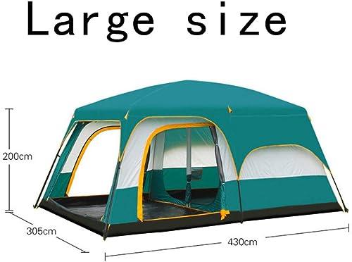 Krx Deux salles, Une Salle, Tente, Camping extérieur, 6 Personnes, 8 Personnes, 10 Personnes, 12 Personnes, Deux Chambres, Une Salle, Tente Multi Personnes,Big