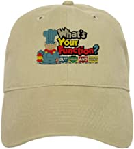 CafePress What's Your Function? Baseball Cap