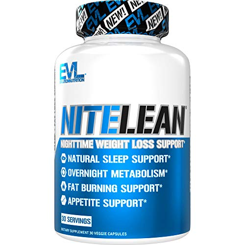 Evlution Nutrition Nite Lean Nighttime Weight Loss Support (30 Servings)