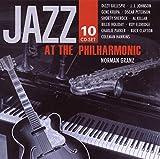Norman Granz presents 'Jazz at the Philharmonic' (JATP) starring Dizzy Gillespie, Billie Holiday, Charlie Parker, Oscar Peterson, amo!