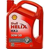 Shell SHX20505 Helix HX3 20W50 5L