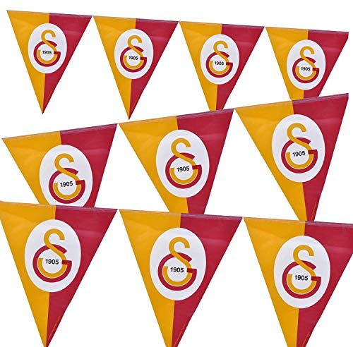 Galatasaray Istanbul Party Wimpel Flagge Fahne - Geburtstagsfeier Feier