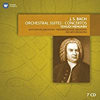 Works With Orchestra by YEHUDI MENUHIN