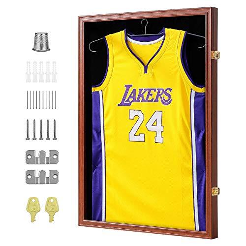 dallas cowboy jersey display case - 6