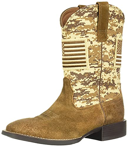 ARIAT Men's Sport Patriot Western Boot