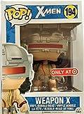 Funko - Figura Pop Marvel Logan Weapon x