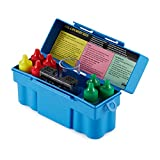 Taylor K-1003 Safety Plus Swimming Pool Chlorine Bromine pH Alkalinity Test Kit