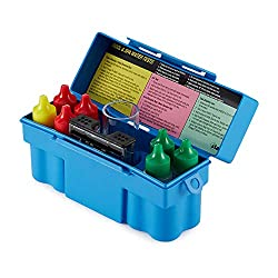 Taylor Swimming Pool & Spa Water 4-In-1 Test Kit