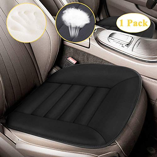 Universal Car Seat Cushion Pad Car Driver Seat,Memory Foam Seat Cushion ,Non Slip Seat Cushion Perfect for Car Office Home Chair