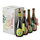 Beer Box Theresianer 0.75l 4 bottiglie confezione degustazione o regalo birra