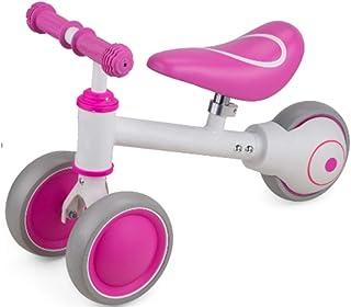 دراجة توازن للأطفال من سن 10 إلى 24 شهرًا، ألعاب ركوب دراجة ثلاثية العجلات للأطفال الصغار لركوب دراجة ثلاثية العجلات لسن 1...