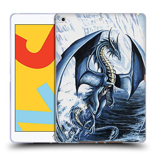Official Ruth Thompson Spirit of the Ice Dragons 2 Soft Gel Case Compatible for Apple iPad 10.2 (2019)/(2020)