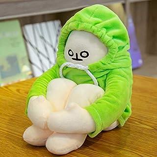 18 / 65cmCreative leuke Kawaii Pop Gele Banaan Man Knuffel Korea Populaire Anime Sussen Poppen Verjaardagscadeautjes voor ...