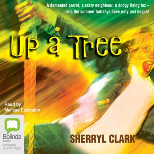 Up a Tree audiobook cover art