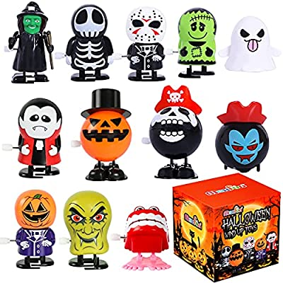 Amazon Promo Code for Fun 12Pcs Halloween Wind Up Toys Assortment for 07102021111349