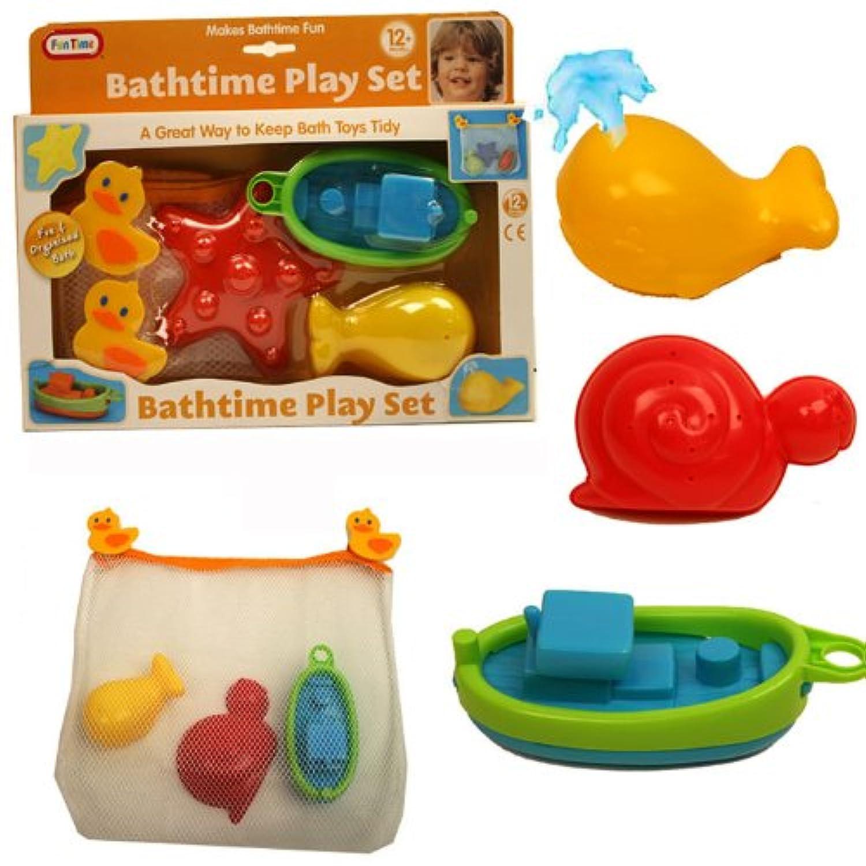 Fun Time Bathtime Play Set