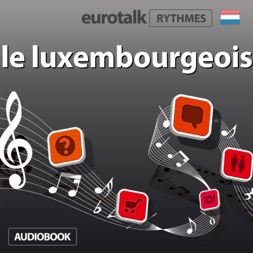 Couverture de EuroTalk Rythme le luxembourgeois