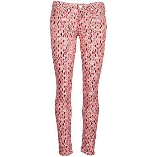 Lee Damen Scarlett Jeans, Rouge (Rouge Frah), 26/33