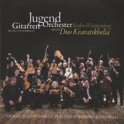 Jugend Gitarren Orchester Baden-Württemberg Meets Duo Kvaratskhelia