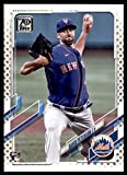 2021 Topps Gold Star #78 David Peterson New York Mets Rookie Baseball Card. rookie card picture