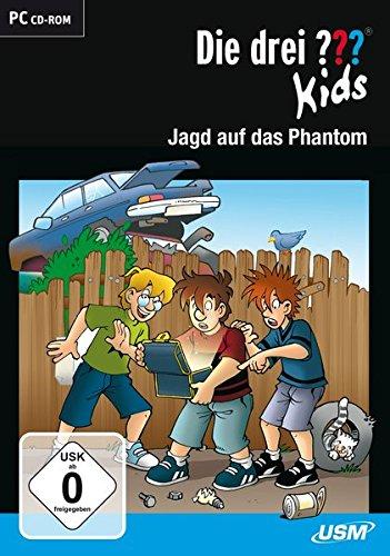 Die drei ??? Kids: Jagd auf das Phantom