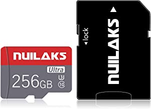 256GB Micro SD Card with Card Adapter High Speed MicroSD...